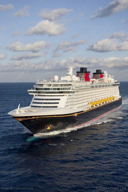 Disney Cruise Line Onboard